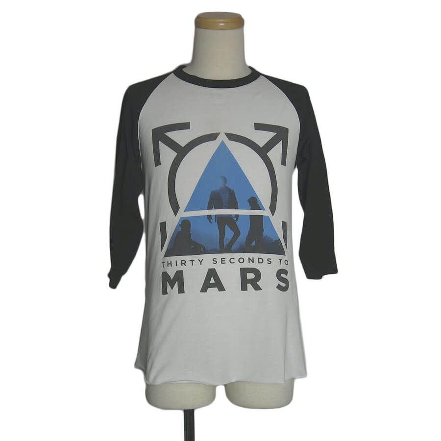 バンドTシャツ THIRTY SECONDS TO MARS